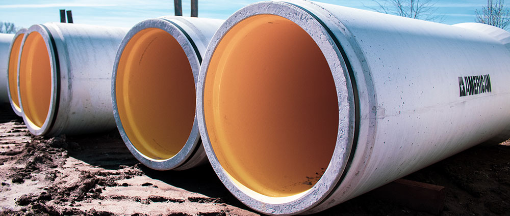 Perfect Pipe, HDPE-Lined Concrete Sanitary Pipe