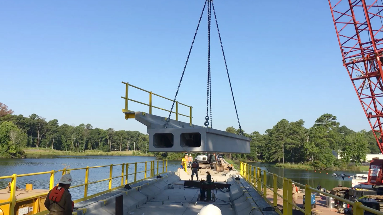 Eastman Chemical Company Siding Bridge | Structural